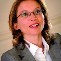 Mathilde Lemoine nommée au HCFP