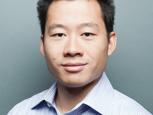 Portrait de Justin Kan, web-entrepreneur et inventeur génial du lifecasting