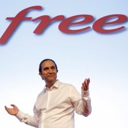 Xavier Niel, FREE