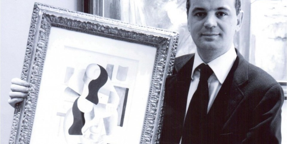 Portrait de Willem Vedovi : portrait d'un expert
