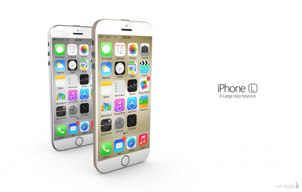 ios 8 iphone 6 et apple watch la pomme revient dans la course. Black Bedroom Furniture Sets. Home Design Ideas