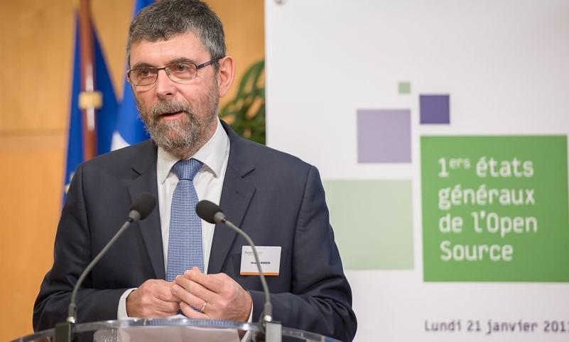 Portrait de Jacques Marzin à la tête du DISIC