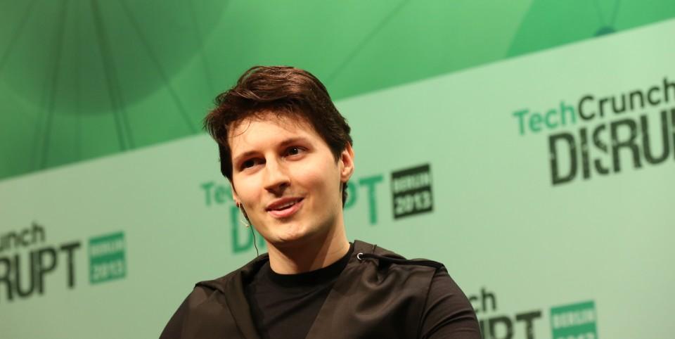 Portrait de Pavel Durov, prophète libertarien de l' Internet russe
