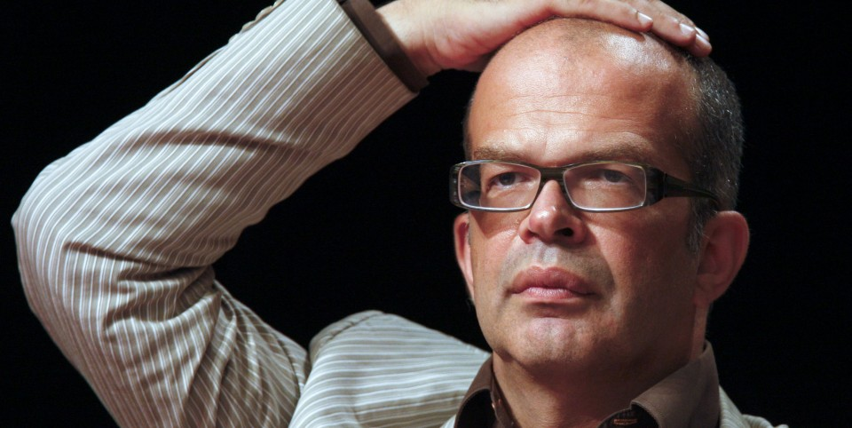 Portrait de David Kessler, de l'Elysée à Orange Studio