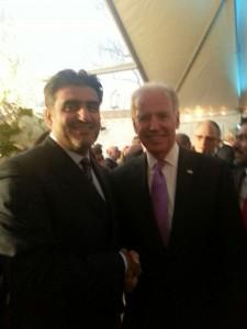 Esam Janahi - Joe Biden