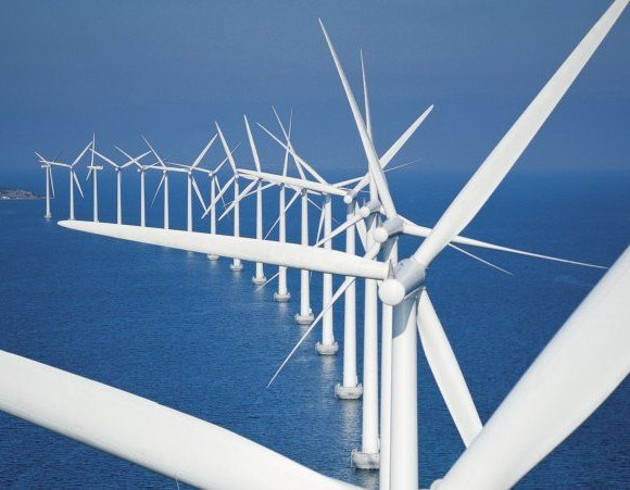 éolienne offshore