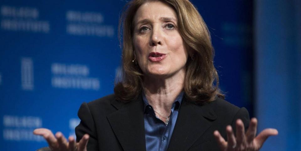 Portrait de Ruth Porat de Wall Street à Google