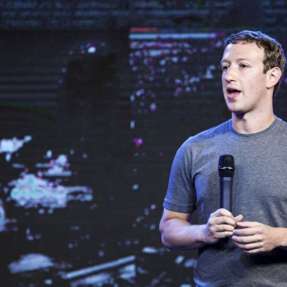 Mark Zuckerberg Facebook satellite technologie