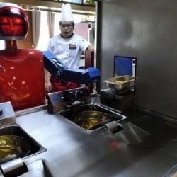 chômage emploi robotisation