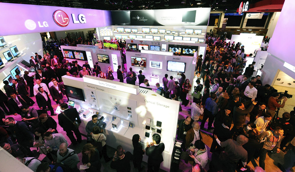 CES las vegas 2016 innovation LG