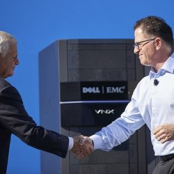 DELL EMC acquisition