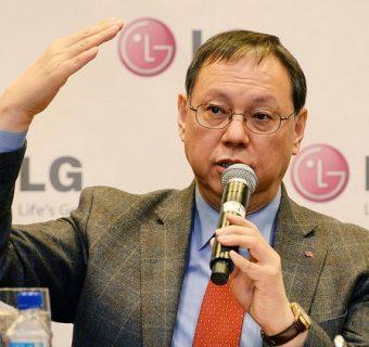 Jo Seong Jin LG